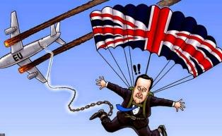 David Cameron en una encrucijada.