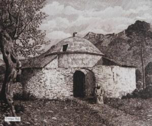 Coneguda en la zona com la Nevasca, aquesta edificació única a tot el país valencià, darrerament datada, hauria estat bastida ja ben entrat el segle XVII.